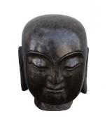 Buddhahuvud, blåsten, Kina