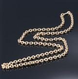 14 kt. gold necklace, 58.3 grams