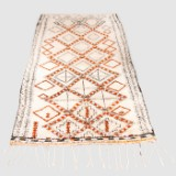 Berberteppich Marokko, 340 x 180 cm
