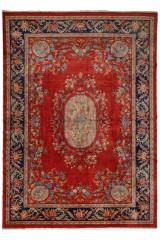A large carpet, Spanish style, 545x395 cm