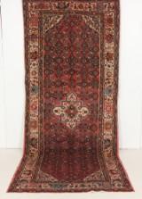 Persisk Hamedan 330 x 140 cm.