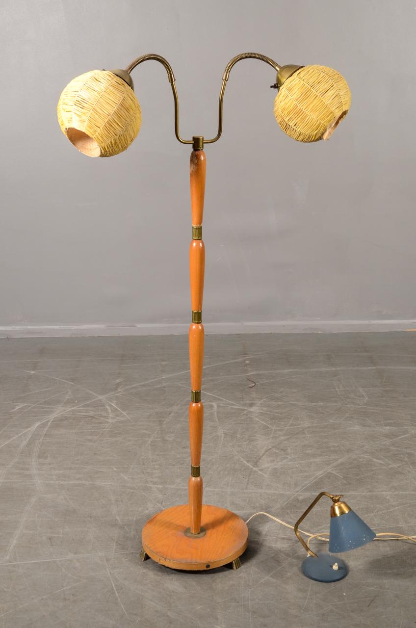 Golvlampa 50tal Awesome With Golvlampa 50tal Elegant With Golvlampa 50tal Floor Lamp Us With