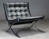 Ludwig Mies van der Rohe. Barcelona Chair
