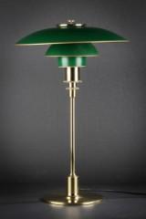 Poul Henningsen. Table lamp, PH 3/2, anniversary model