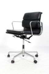 Charles Eames. Soft Pad office chair, Model EA-217