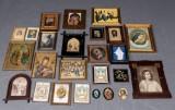 Samling religiøse billeder 18-1900 tallet (25)