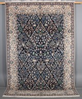 Persisk Nain m/ Silke, 300 x 200 cm.