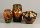 Ipsens enke, vaser, lertøj (3)