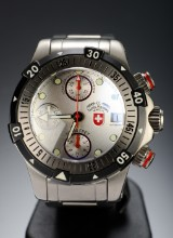 Limited edition Swiss Military Watch, diving watch, water resistant to 6 kilometres