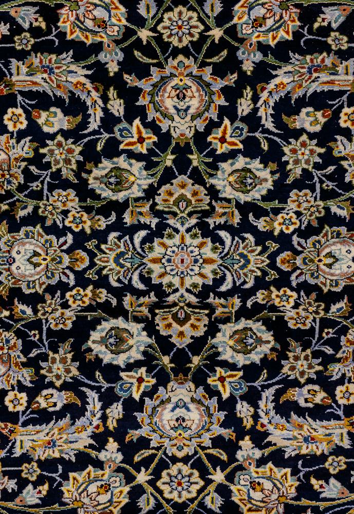 Persisk Kashan tæppe 365 x 270 cm - Persisk Kashan tæppe, uld med bomuld i målene 365 x 270 cm