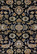 Persisk Kashan tæppe 365 x 270 cm