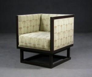 m bel josef hoffmann sessel 39 cabinett 39 f r wittmann de hamburg gro e elbstra e. Black Bedroom Furniture Sets. Home Design Ideas