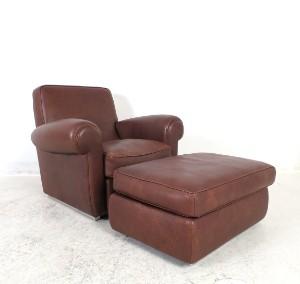 gunther lambert s t klubstole par fodskamler i b ffell der 5. Black Bedroom Furniture Sets. Home Design Ideas