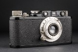 Leica II målsøgerkamera. Serienr: 89261