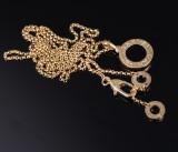 Bvlgari Bvlgari.halssmykke af 18 kt. guld