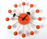George Nelson for Vitra,  Ball Clock vægur