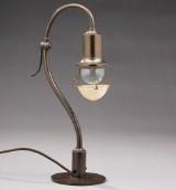 Poul Henningsen 1894-1967. 'Spørgsmålstegnet' bordlampestel