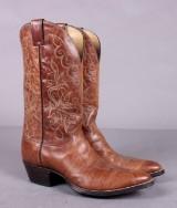 Justin cowboystøvler, str. 10½