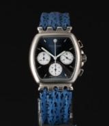Pequignet Moorea men's chronograph, steel, original strap and clasp