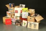 Stor samling LP'er, 8 kasser (8)