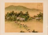 Sidenmålning, Japan, 1900-talets senare hälft