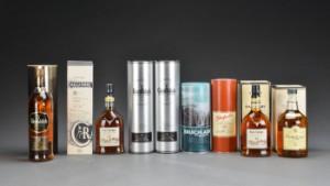 Samling af Malt Whisky (9) - Dk, Herlev, Dynamovej - Samling af Malt Whisky (9) - Dk, Herlev, Dynamovej