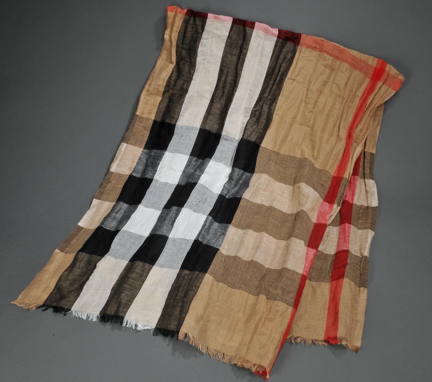 burberry tørklæder