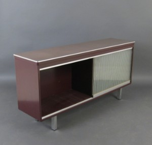 Stahlblech sideboard der 1960 70er jahre wohl baisch oder for Sideboard 70er jahre