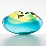 Camilla Moberg glasskulptur