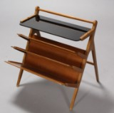 Møbelproducent. Magasinholder, 1900'tallets midte