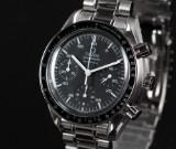 Omega men's watch, model 'Speedmaster Reduced'