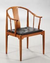 Hans J. Wegner. 'Den kinesiske stol' / 'Kinastolen', armstol