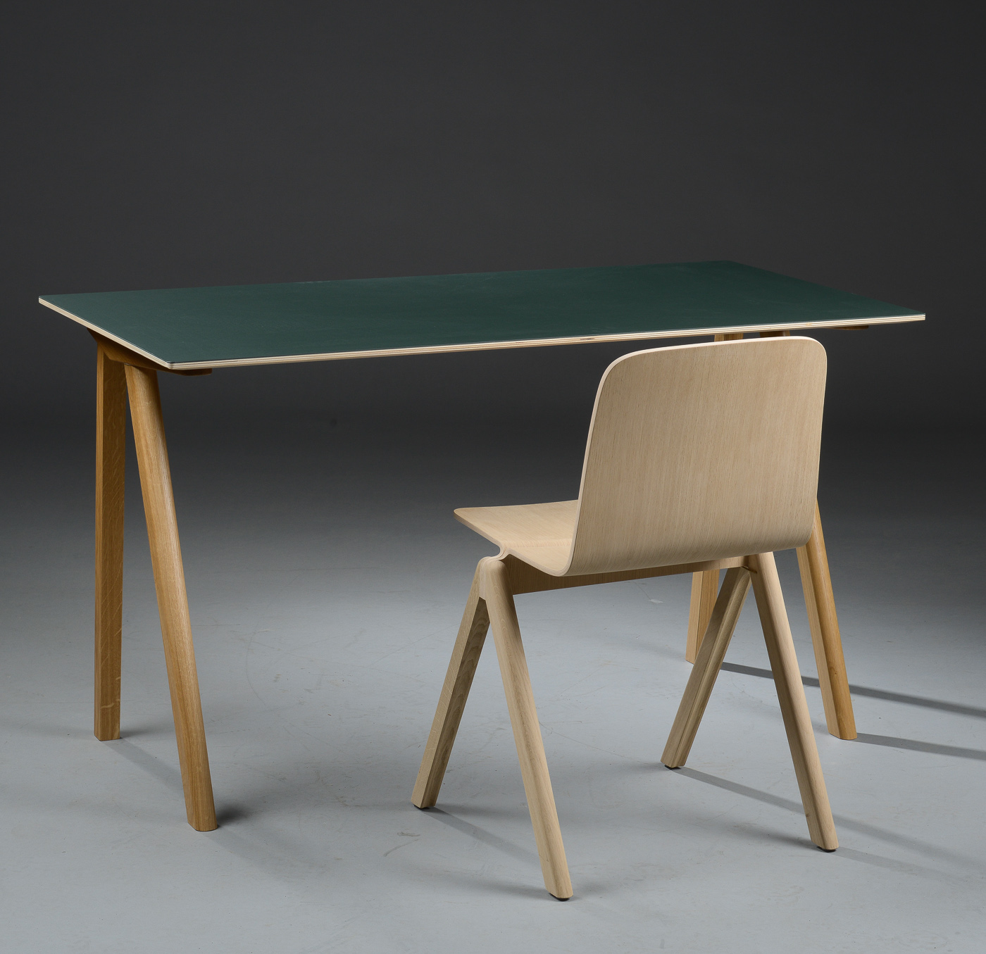 Click here to see a larger picture & Ronan u0026 Erwan Bouroullec for Hay. Skrivebord model Copenhagen Desk ...