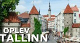 Oplev Tallinn i Estland. Hotel, middag mm. for to pers. 25. - 28. aug. 2015.
