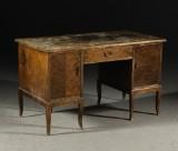 Skrivbord, björk, 1920/30-tal