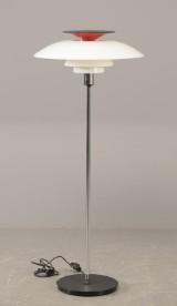 Stander- / gulvlampe, Louis Poulsen, PH80 gulvlampe af Poul Henningsen.