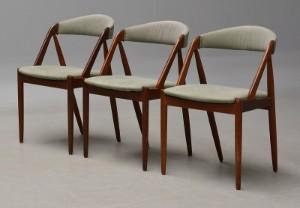 kai kristiansen stole Kai Kristiansen. Tre stole i teaktræ (3) Denne vare er sat til  kai kristiansen stole