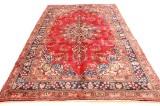 Hand-knotted Persian carpet, Sabzevar 290 x 195 cm