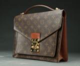 Vintage Louis Vuitton taske, Monceau bag