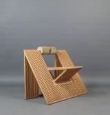 Mario Botta, special producton, chair model Quarta