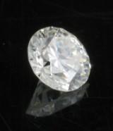 1 loose round brilliant-cut diamond 0.41ct