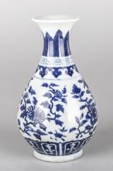 Vase, porcelain, China Guangxu c. 1900