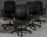 Vier Bürostühle AluMedic 15 von Wagner (4)
