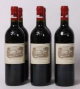 6 flasker Chauteau Lafite Rothschild  (6)