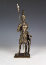 H.R. Fonteyre, Bronze 'Römischer Soldat' 144/333