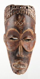 Chokwe, Angola, Mask