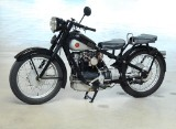 Nimbus motorcycle, year 1950