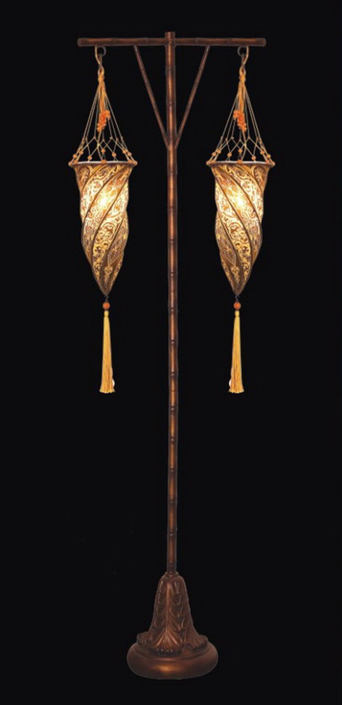 Slutpris för Golvlampa, Zelda, två ljusarmar