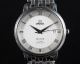 Omega. Men's watch, model De-Ville Co-axial Chronometer