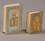 Jødiske bønne-bøger med metalomslag (2)